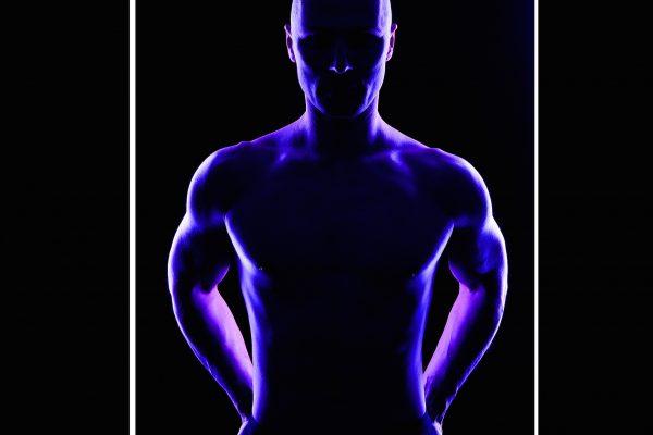 silouette 8194 blue--